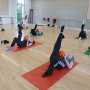 Aero-stretching - Ecole de danse de Vitré
