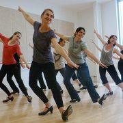 Cours de Claquettes - Ecole de danse de Vitré