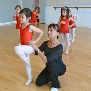 Eveil à la danse - Ecole de danse de Vitré