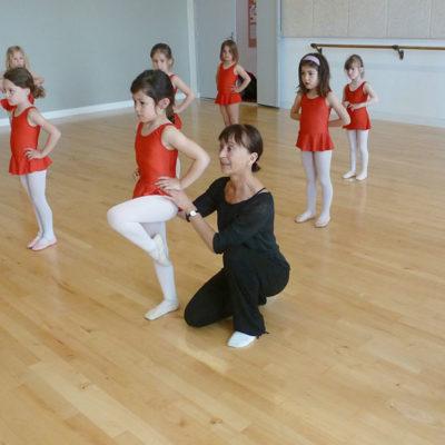 L'éveil à La Danse à Travers Les Exercices