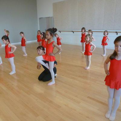 Les Cours D'éveil à La Danse Proposés Aux Enfants Entre 4 Et 6 Ans