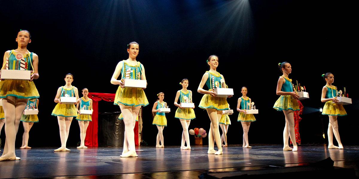 L'esthétique de la danse contemporaine