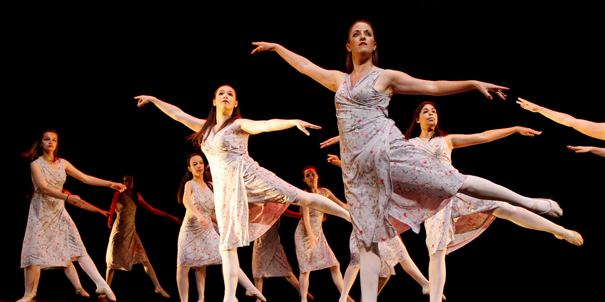 La danse contemporaine sur scène à Vitré