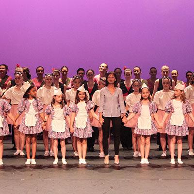 Le Gala De L'Ecole De Danse De Vitré