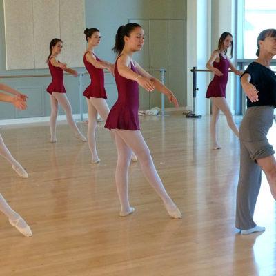 La Danse Favorise La Concentration Et La Persévérance