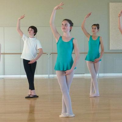 La Danse Classique Apporte L'aisance Corporelle