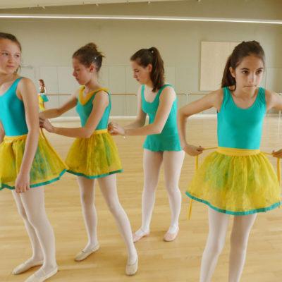 La Danse Classique Favorise L'esprit De Groupe