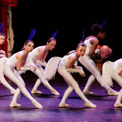 Les élèves De L'Ecole De Danse Se Révèlent Sur Scène